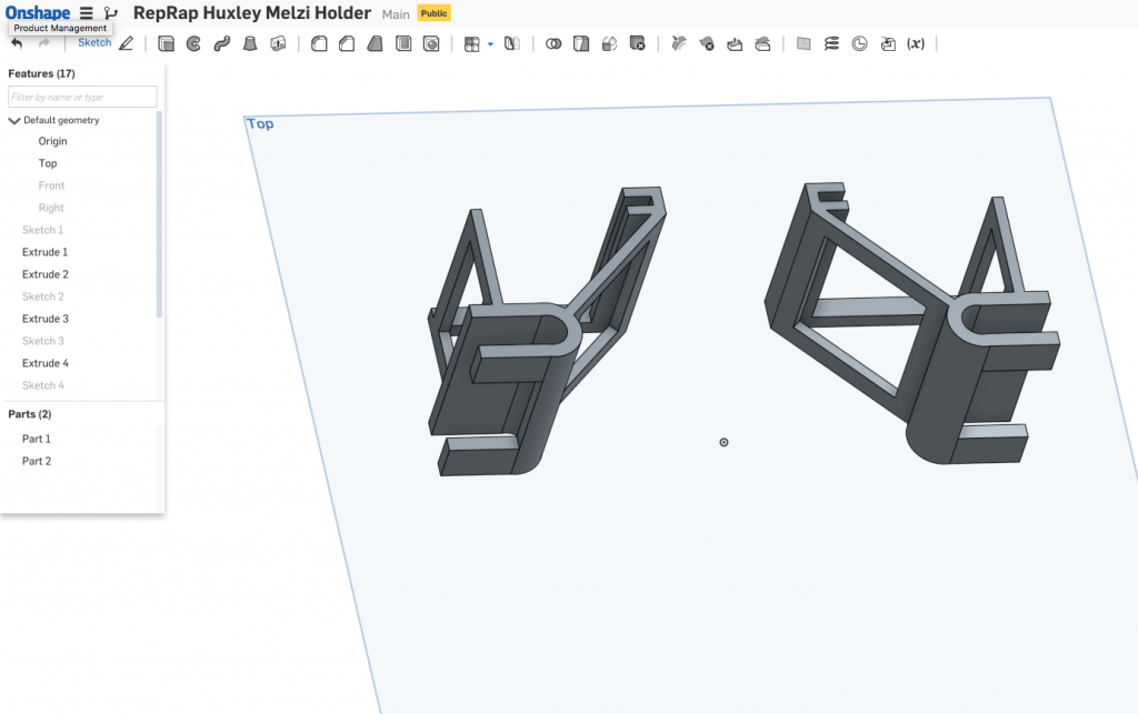 I really like OnShape, it is much faster than doing things in OpenSCAD, but because it is sketch based you keep the ability to tweak parameters easily.
